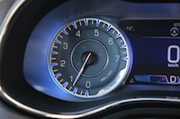 tachometer chrysler 200