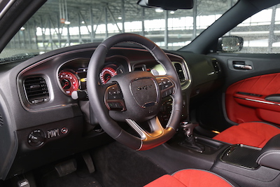 Review 2015 Dodge Charger Srt Hellcat Canadian Auto Review