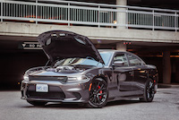 dodge charger hellcat supercharged hemi v8