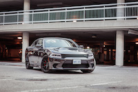 dodge charger hellcat 2015 front stance