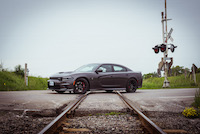 dodge charger hellcat train