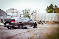 dodge charger hellcat rear 20 inch tires