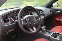 dodge charger 2015 interior