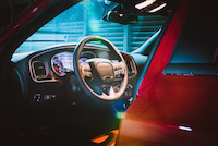 dodge charger interior 2015
