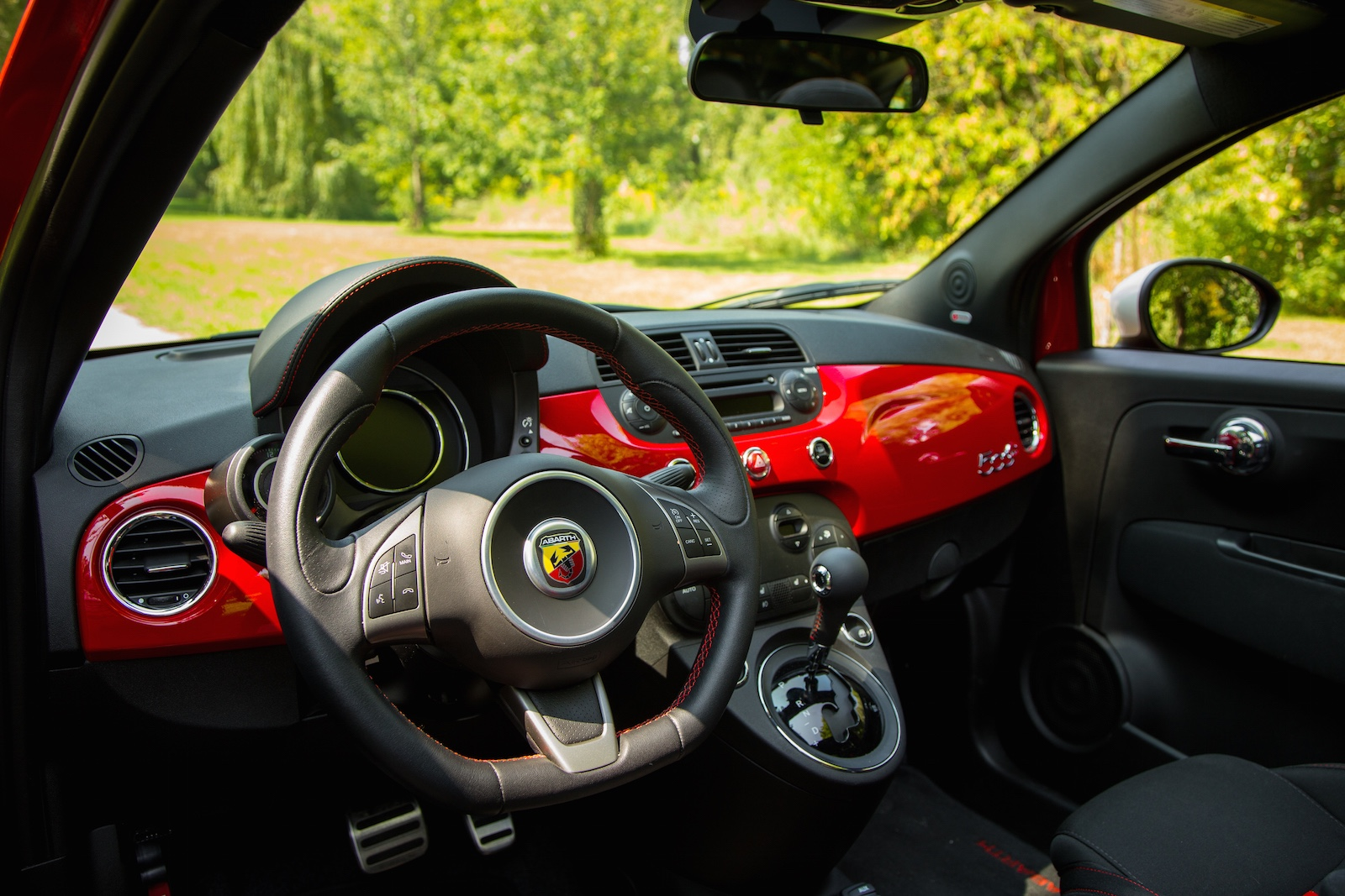 quick drive: 2015 fiat 500 abarth cabrio | canadian auto review