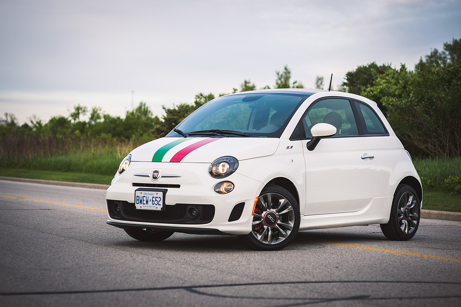 Review: 2015 Fiat 500 Turbo | Canadian Auto Review