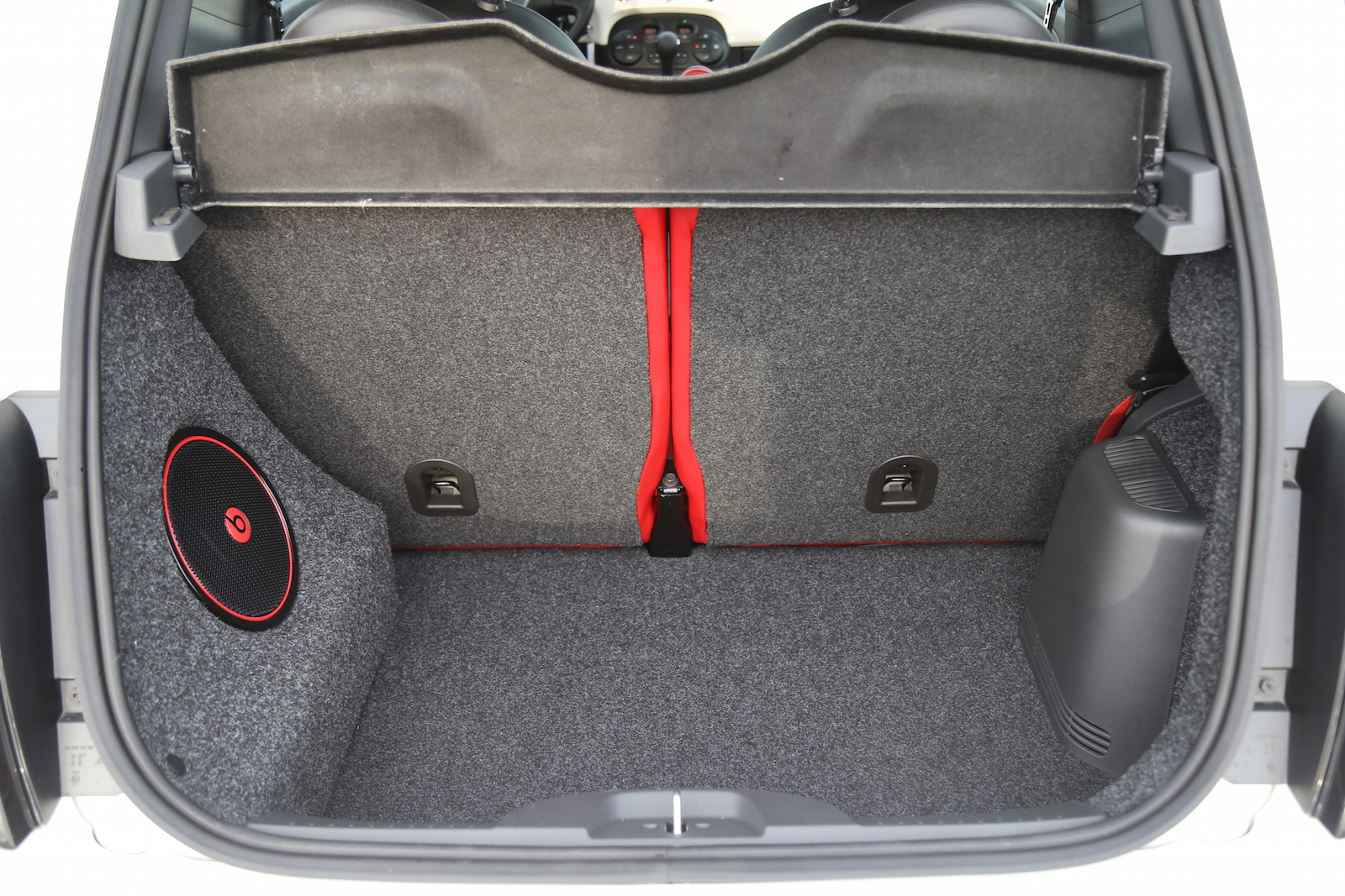 Fiat 500 Abarth Trunk Review: 2015 Fi...