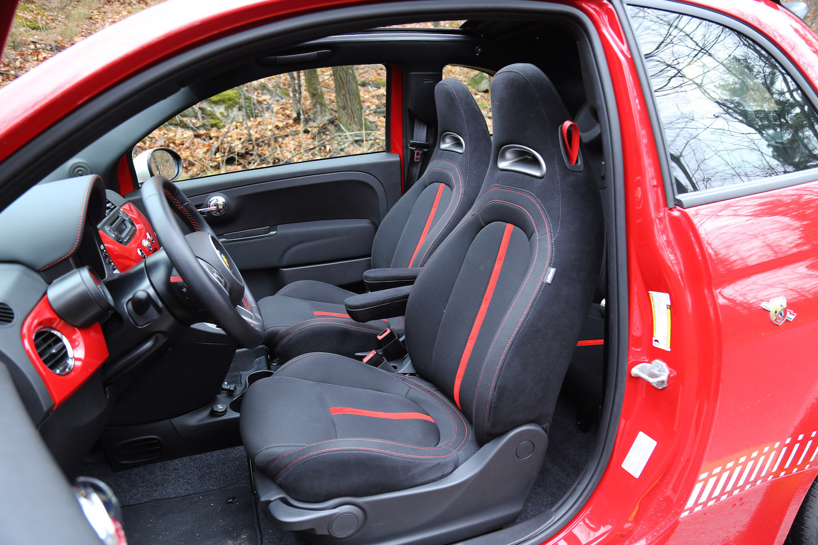 Review: 2015 Fiat 500c Abarth | Canadian Auto Review