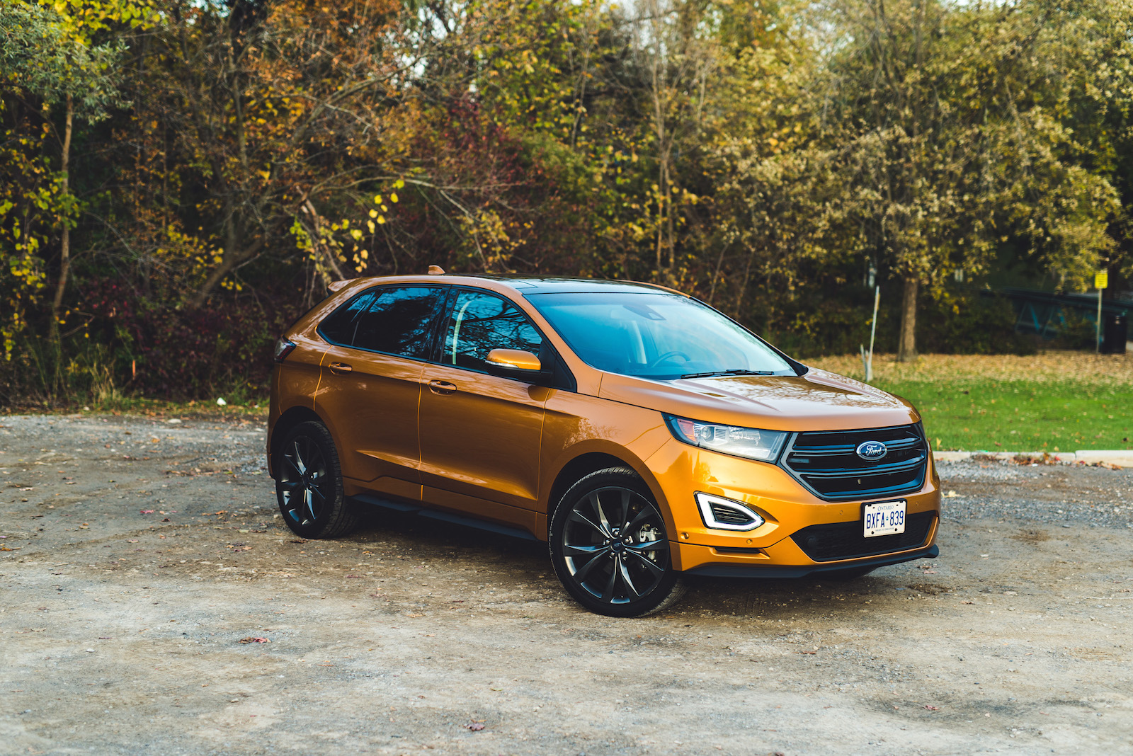 Review: 2015 Ford Edge Sport | Canadian Auto Review