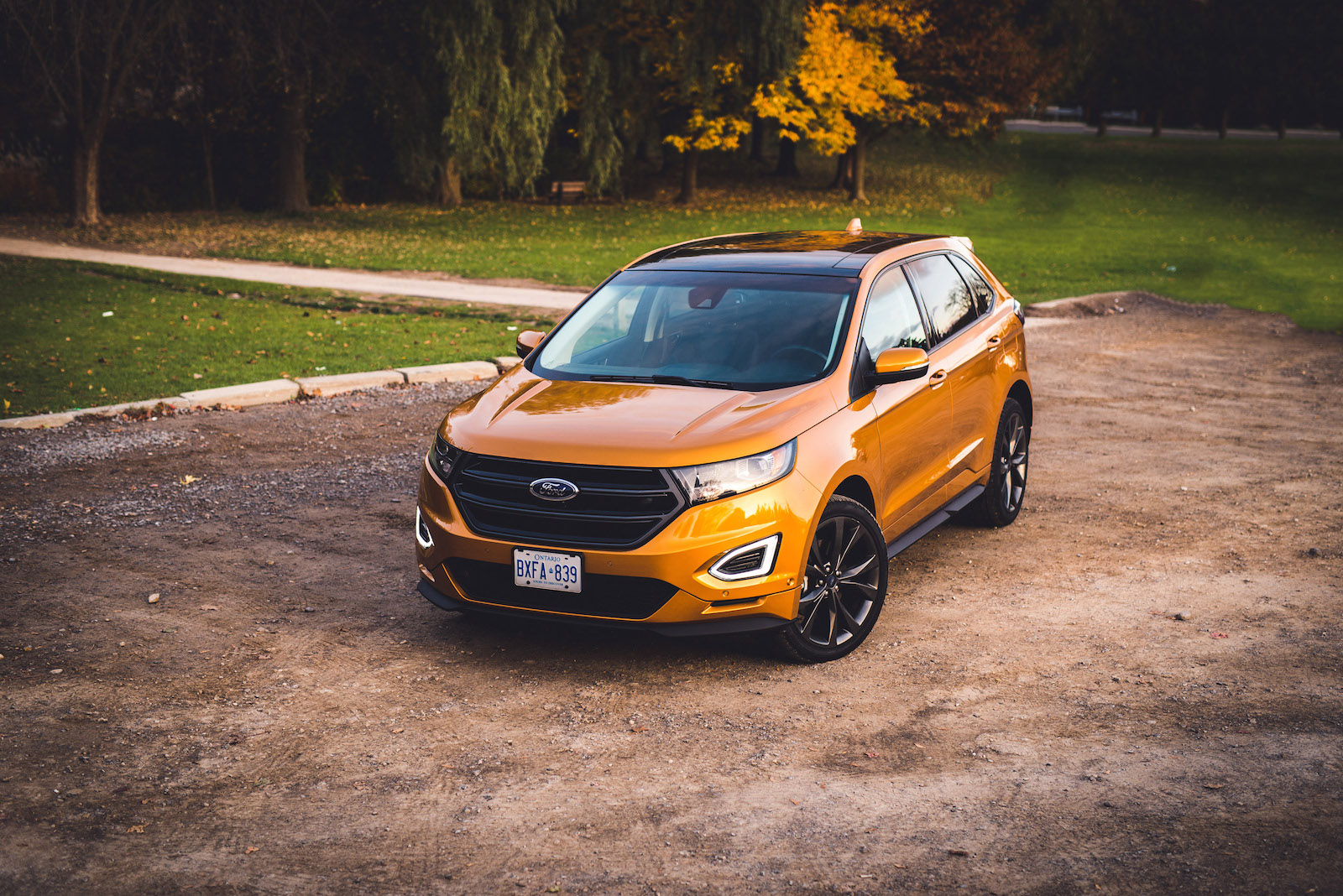 Ford Edge Sport Canada Review