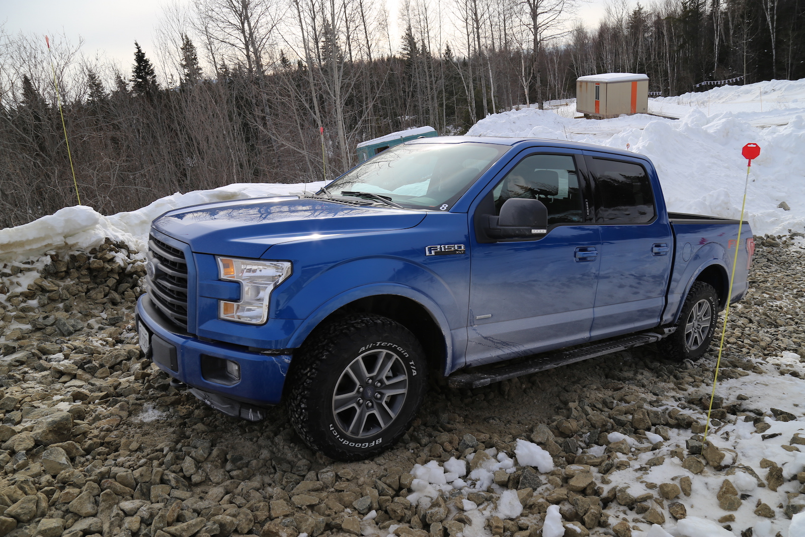 2015 ford f 150 xlt sport package