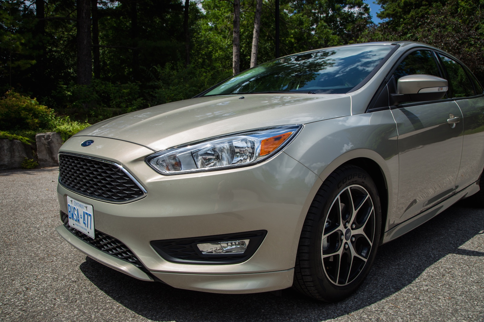 Review 2015 Ford Focus Se 1 0l Canadian Auto Review