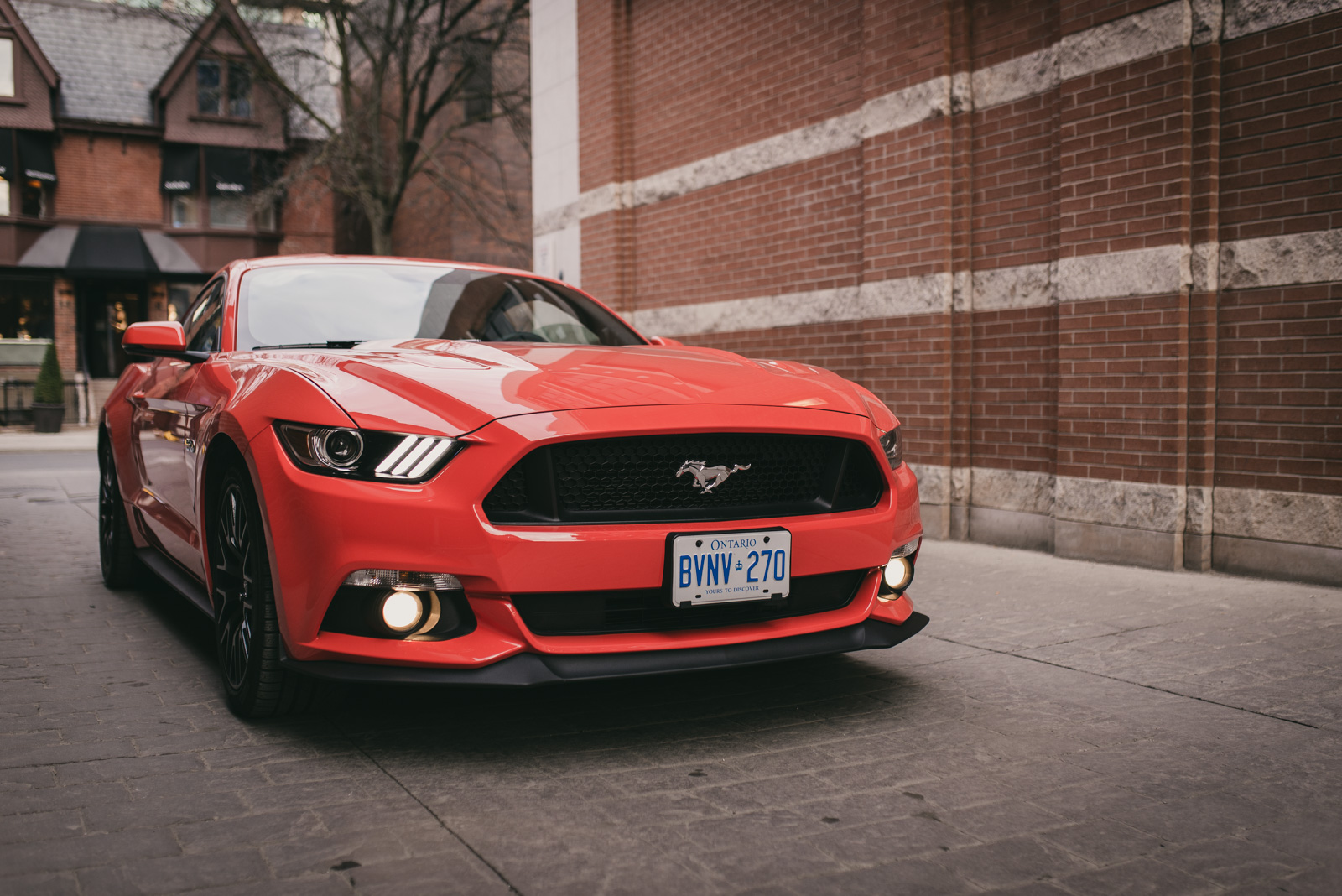 review 2015 ford mustang gt canadian auto review. Black Bedroom Furniture Sets. Home Design Ideas