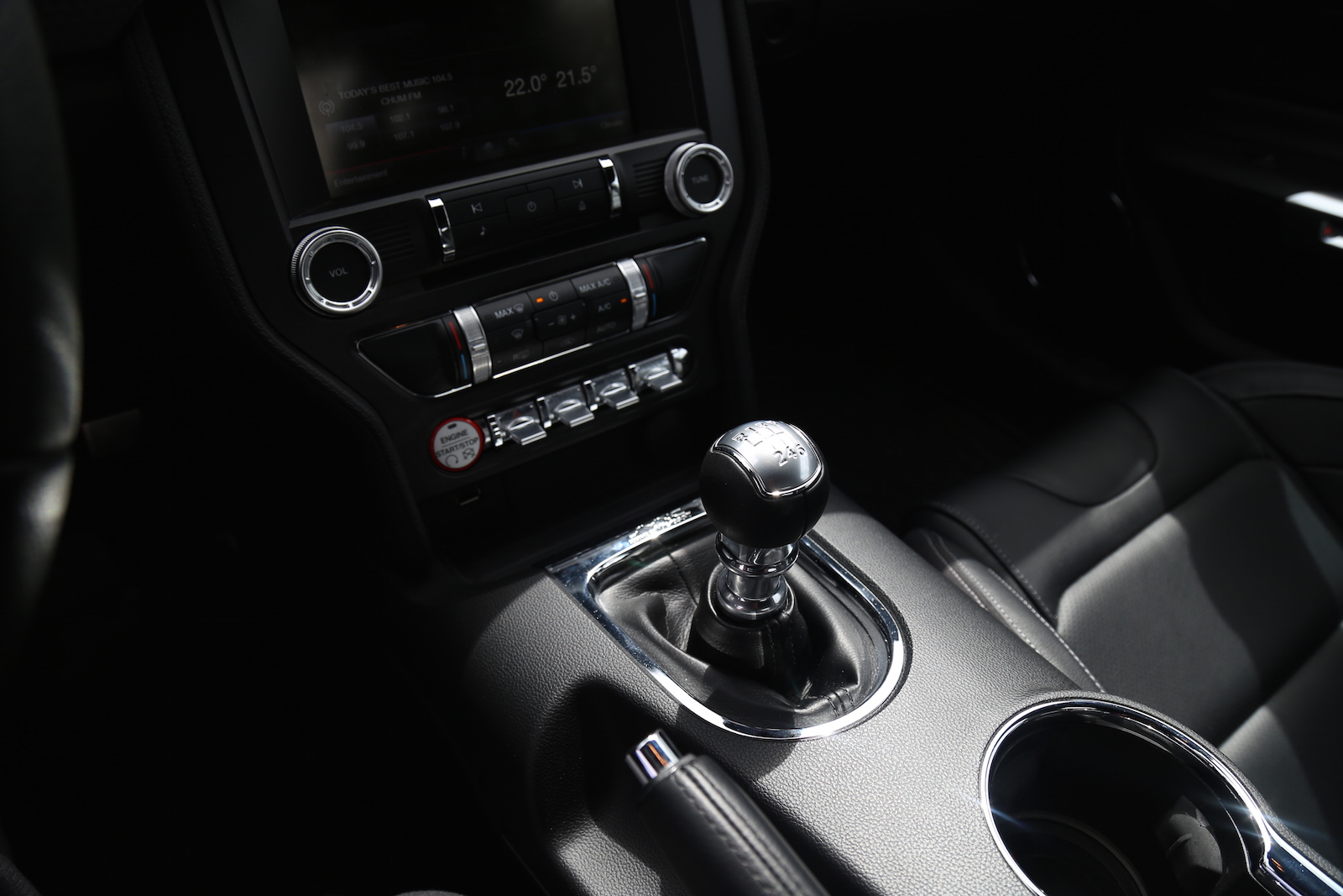 2015 ford mustang gt manual gearbox