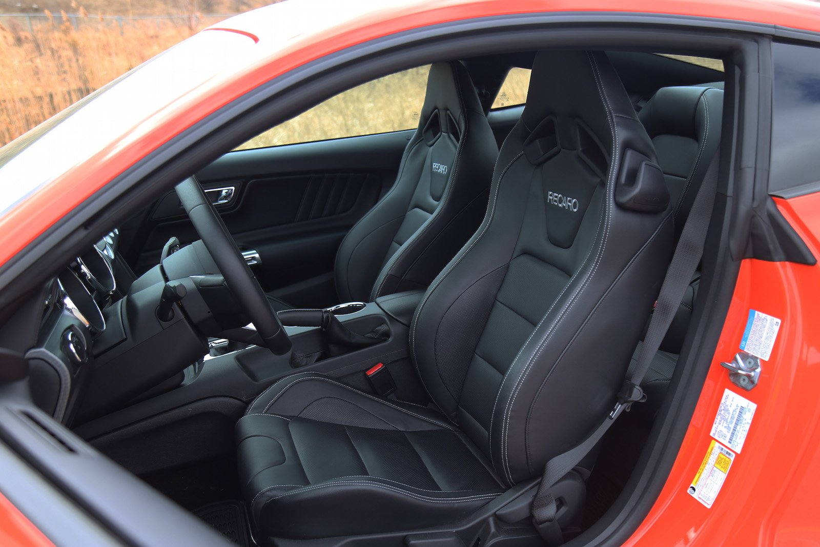 2015 Ford Mustang Gt Recaro Leather Seats ...
