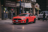 ford mustang gt 2015 orange red