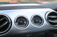 ford mustang gt performance gauges