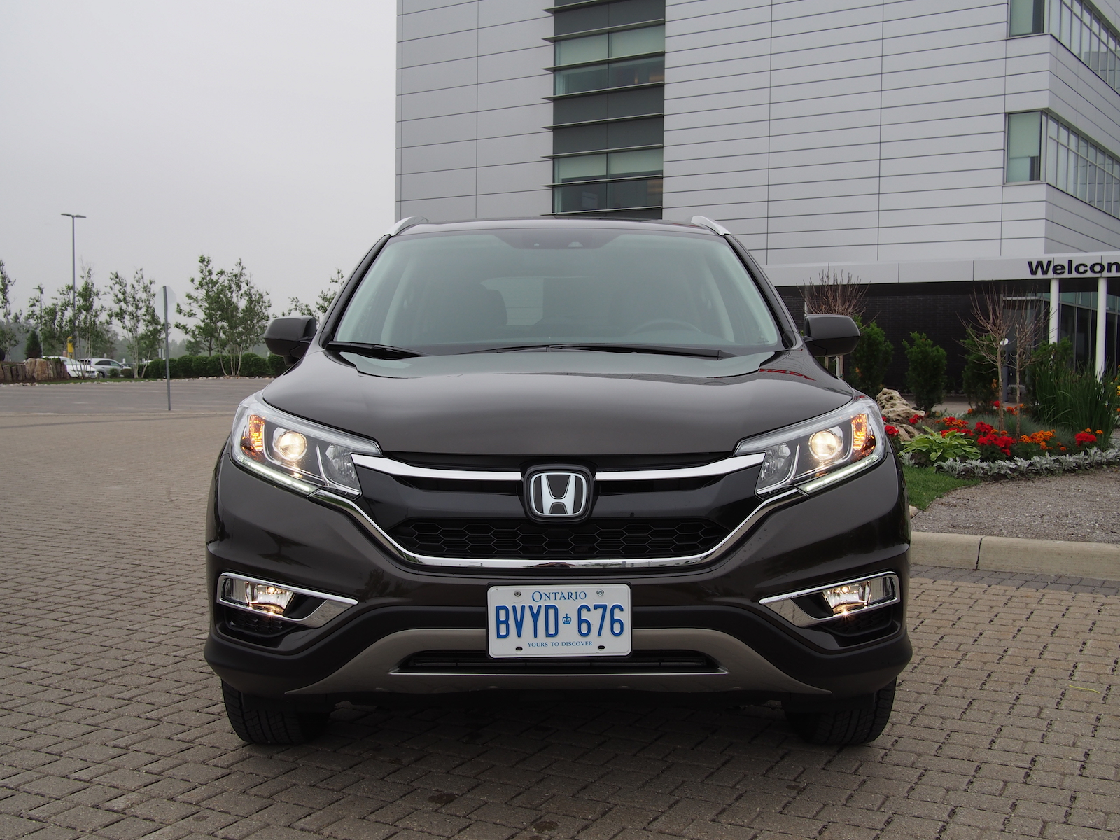review 2015 honda cr v touring canadian auto review. Black Bedroom Furniture Sets. Home Design Ideas