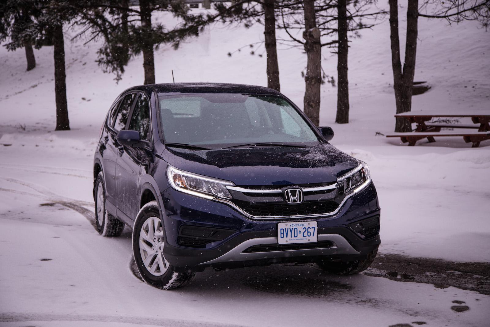 Review 2015 Honda Cr V Canadian Auto