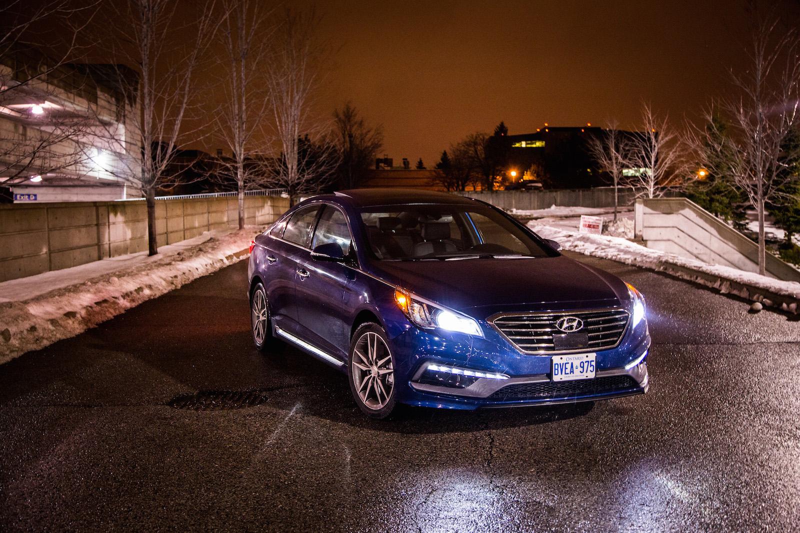 Elegant ... Hyundai Sonata Ultimate 2.0t