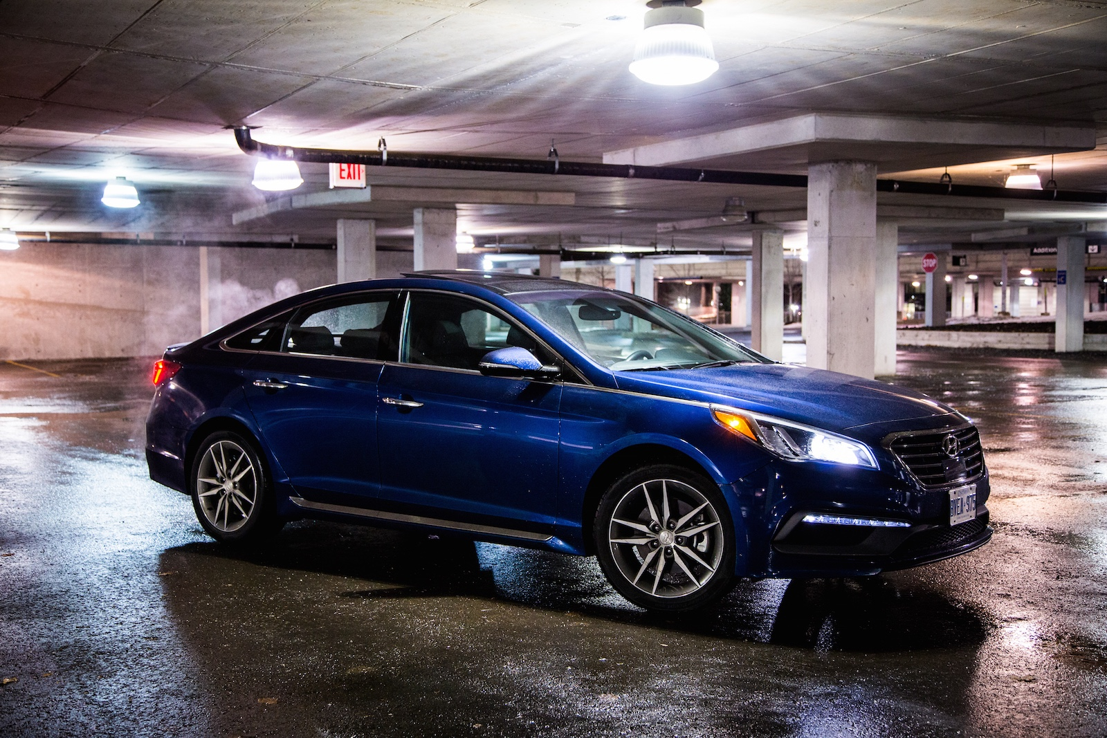 Review 2015 Hyundai Sonata Ultimate 20T Canadian Auto