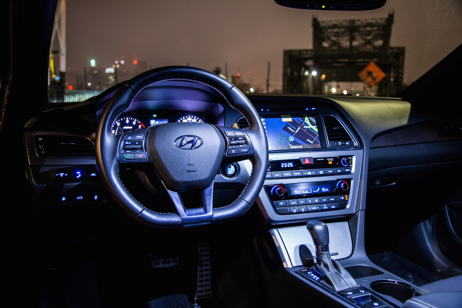 Hyundai Sonata Ultimate Dashboard ...
