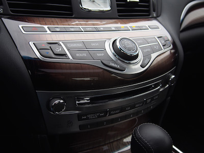 q70 japanese white ash wood trim