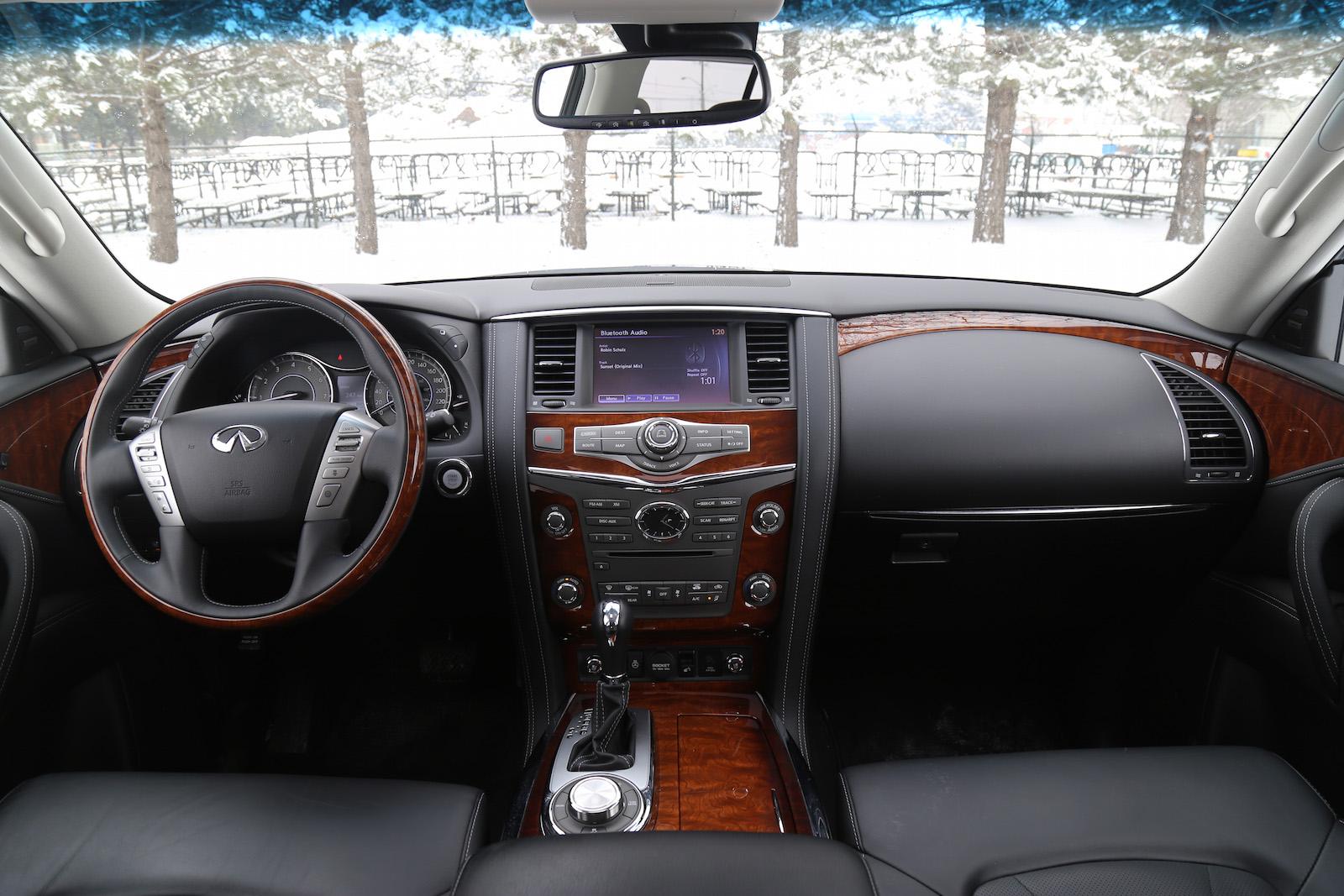 infiniti qx 80 all wheel drive reviews autos post. Black Bedroom Furniture Sets. Home Design Ideas