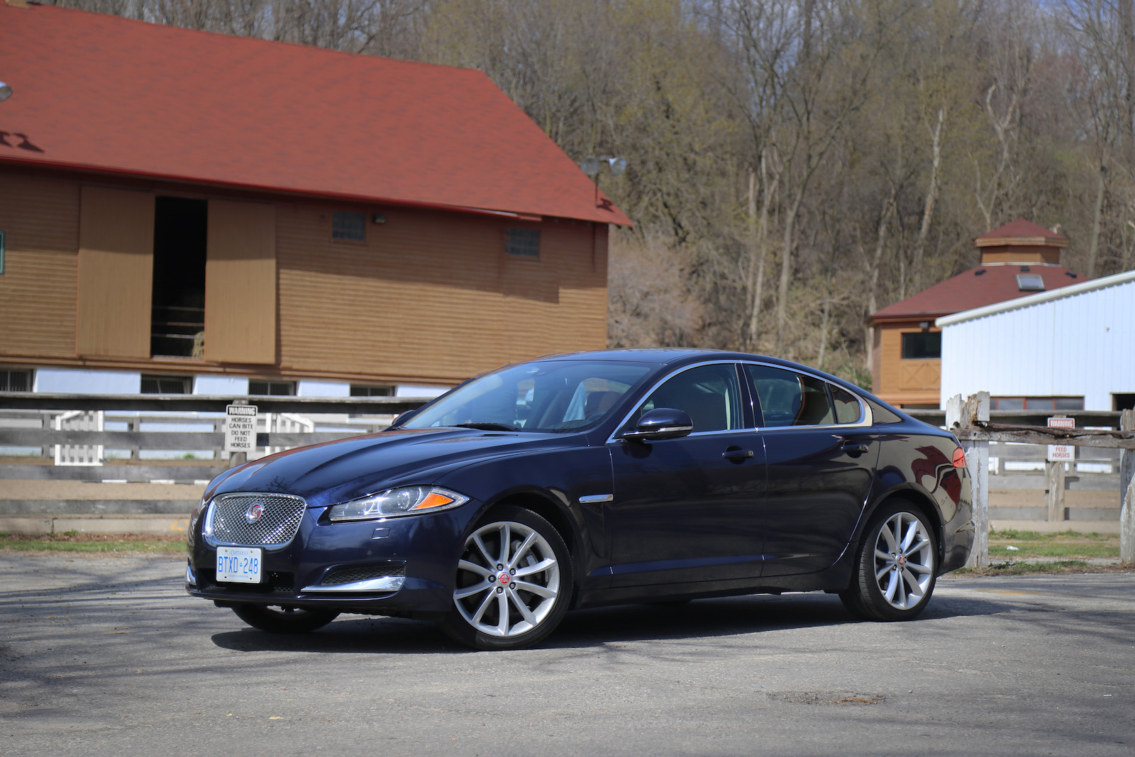 Review Jaguar XF Canadian Auto Review - 2015 jaguar