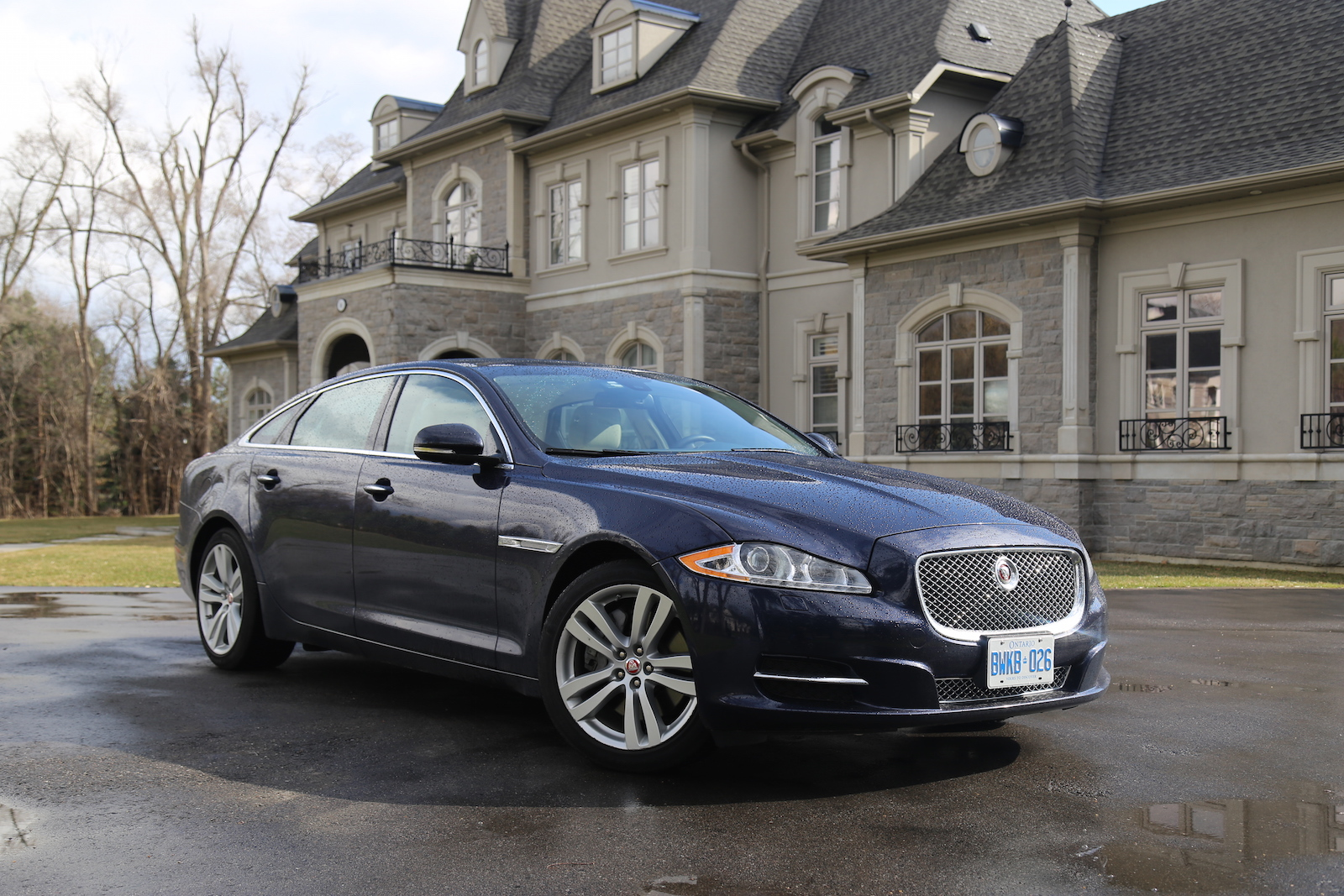 review 2015 jaguar xjl 3 0 awd canadian auto review. Black Bedroom Furniture Sets. Home Design Ideas