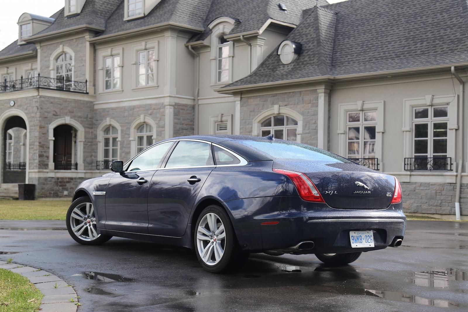 review 2015 jaguar xjl 30 awd canadian auto review