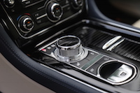 jaguar xjl awd gear shifter