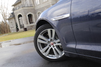 jaguar xj 19 inch toba wheels