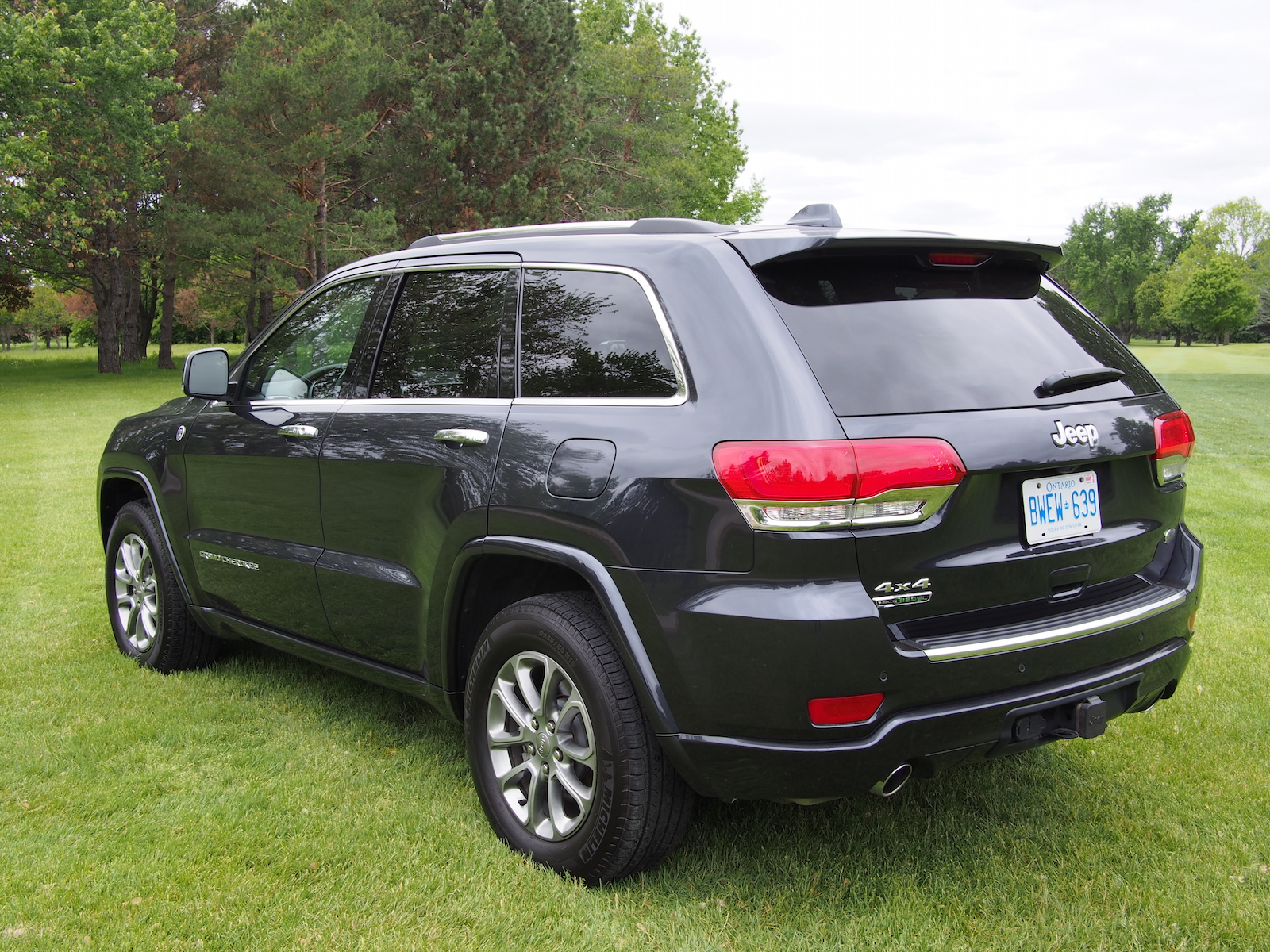 review 2015 jeep grand cherokee ecodiesel canadian auto review. Black Bedroom Furniture Sets. Home Design Ideas
