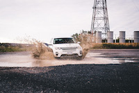 discovery sport water ford