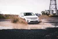 discovery sport fording water