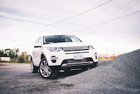 discovery sport hill climb