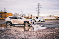 discovery sport versus x 200t