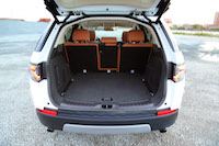 discovery sport cargo