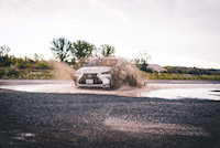 lexus nx 200t off roading