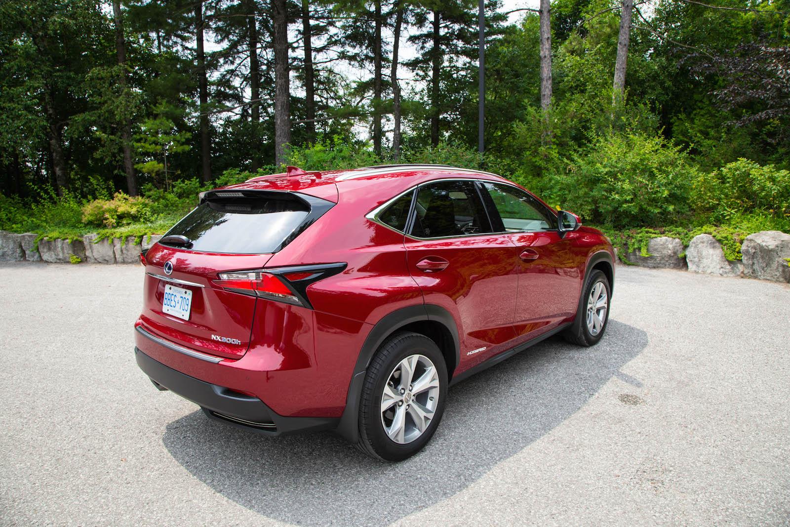 Type Gas For Lexus Nx Hybrid