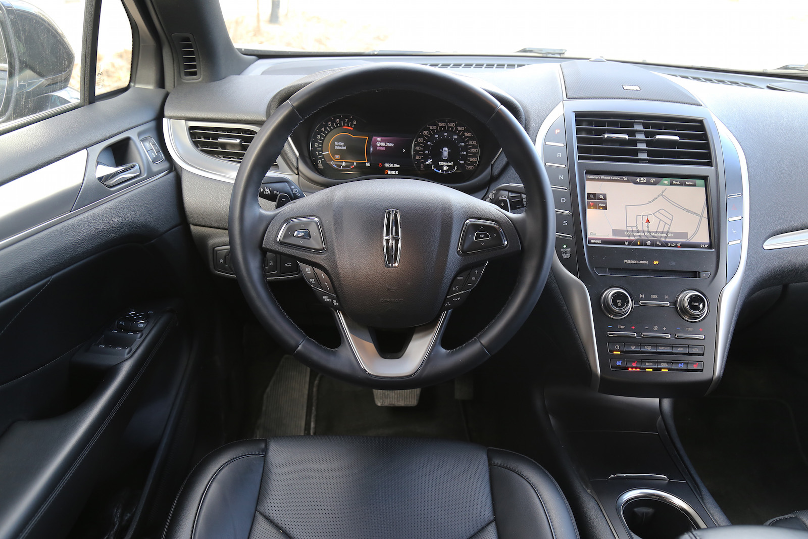 Review: 2015 Lincoln MKC | Canadian Auto Review
