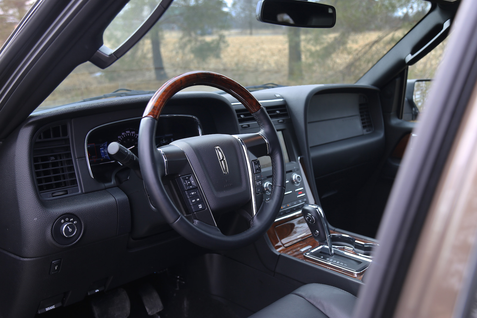 Lincoln Navigator Dashboard Interior ...