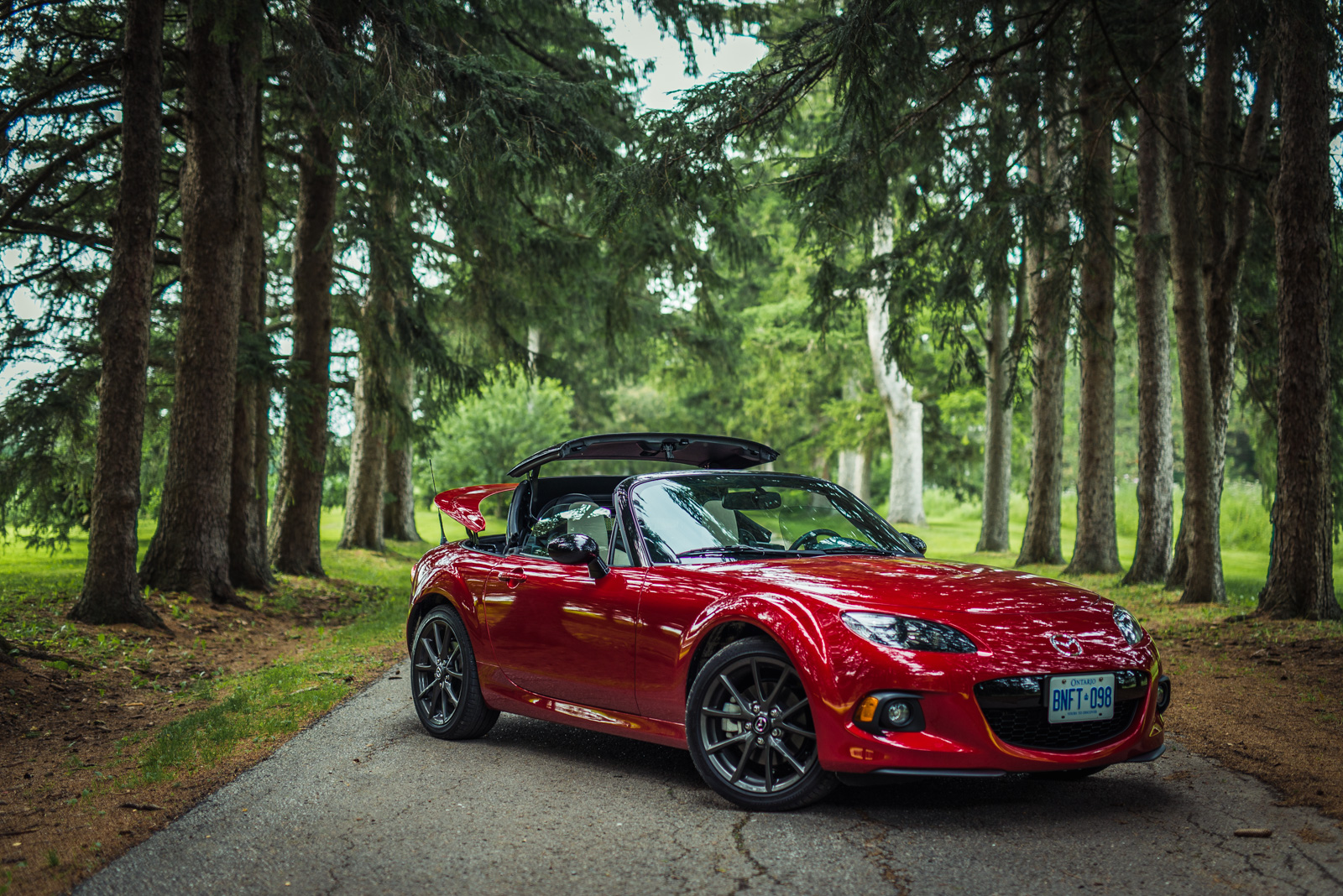 Review: 2015 Mazda MX-5 25th Anniversary Edition | Canadian