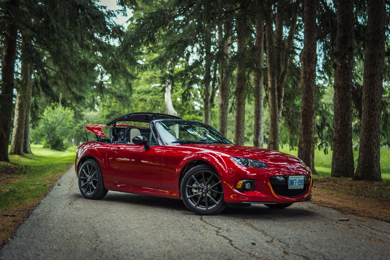 review 2015 mazda mx 5 25th anniversary edition canadian auto review. Black Bedroom Furniture Sets. Home Design Ideas