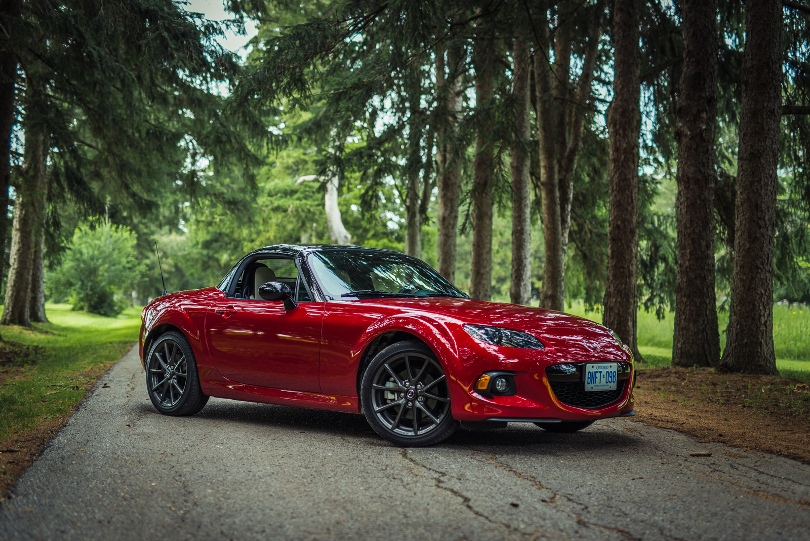 review 2015 mazda mx 5 25th anniversary edition. Black Bedroom Furniture Sets. Home Design Ideas