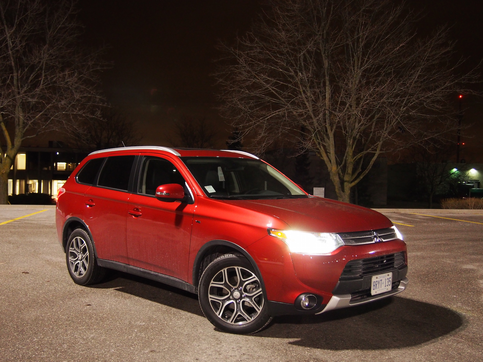 Mitsubishi awc review