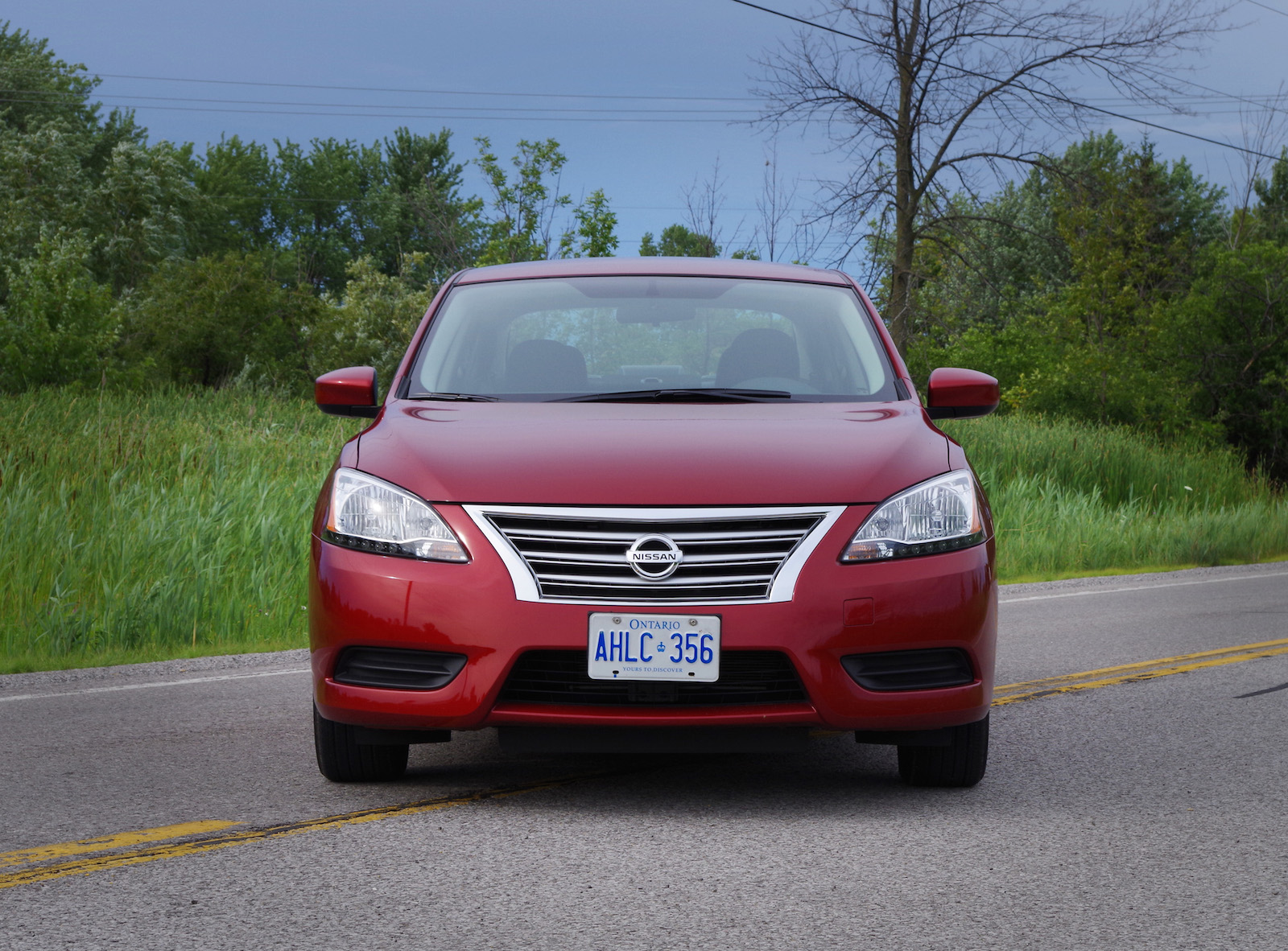 Review: 2015 Nissan Sentra SV | Canadian Auto Review