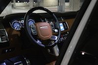 range rover lwb tan leather interior