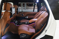 range rover lwb autobiography rear executive seats